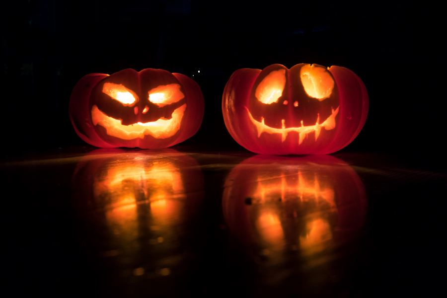 October2018JackoLanterns SpiritTimes