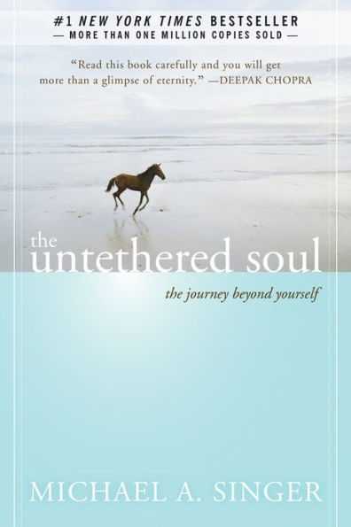 Book Review: The Untethered Soul: The Journey Beyond Yourself